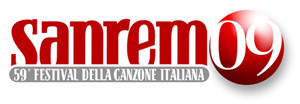 Sanremo 2009 Logo (copyright: RAI)