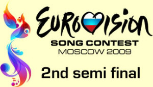 2009 Eurovision Song Contest 2nd semi final