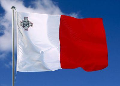 Malta flag - EuroVisionary