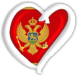 Montenegiran flag