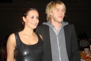 Julie Berthelsen and Felix Smith