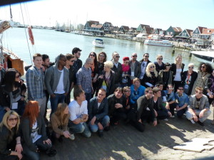 Eurovision in Concert 2011 group photo