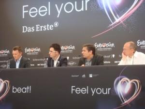 EBU&NDR press conference