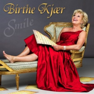 Birthe Kjær - Smile - Album cover