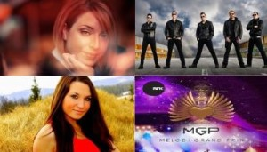 Melodi Grand Prix 2012 First semifinal