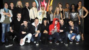 Melodifestivalen 2012 - 1st heat © SVT