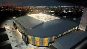 Friends Arena @ Sweden Arena Mangement