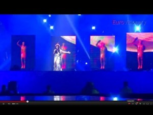 Gaitana - Be My Guest - 3D - Ukraine 2012