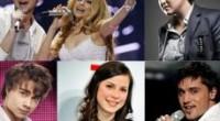 2007-2001 Eurovision Winners