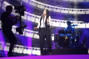 Kaliopi First Rehearsal