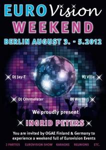 Eurovision Weekend Berlin