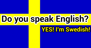 Sweden tops list of English language skills