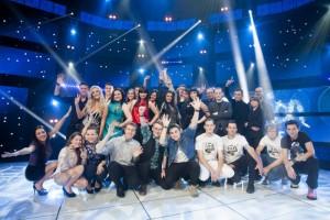 Eurovizijos third heat