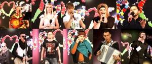 Belarus finalists 2013