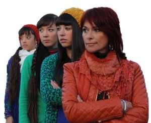 Lisa del Bo, Femke & The Big Sisters