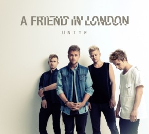 A Friend In London - Unite - Album cover