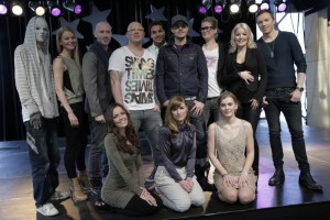 Dansk Melodi Grand Prix 2013 - All the participants
