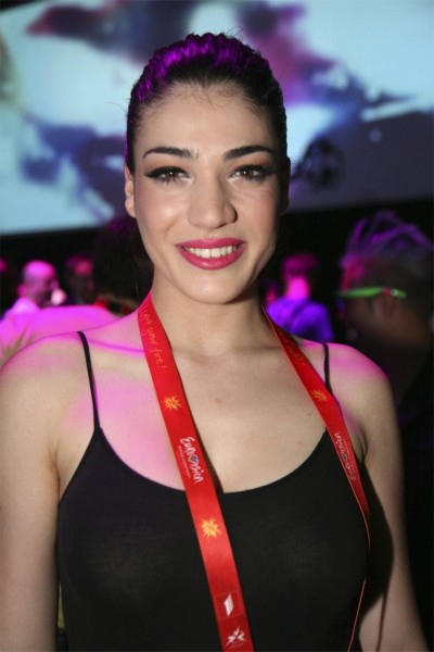 Ivi Adamou returns with Ase Me - EuroVisionary ...