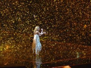 Emmelie de Forest won Dansk Melodi Grand Prix 2013