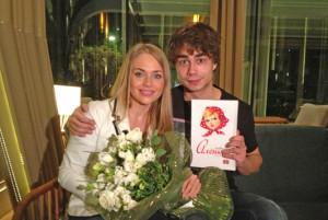 Alonya and Alexander