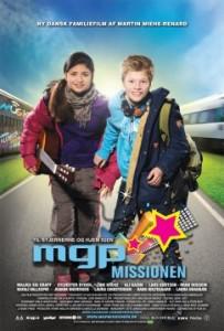 MGP Missionen poster