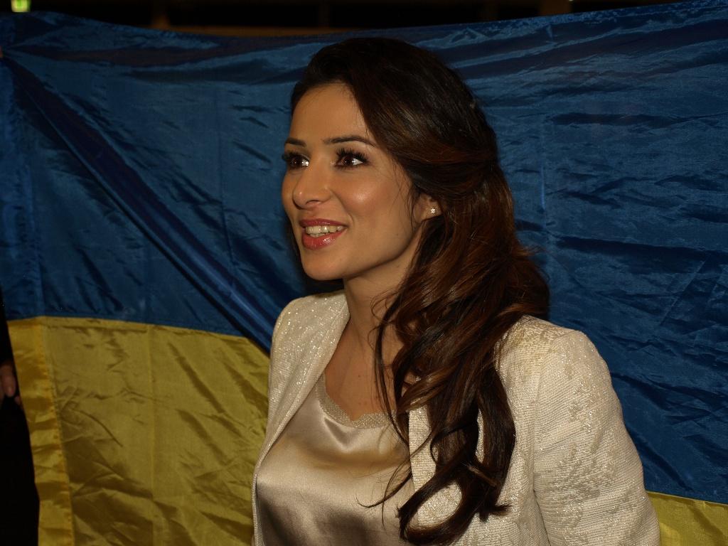 Anastasia Prikhodko is getting married on 01/15/2011 1