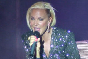 Kate Ryan in Madrid