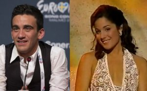 Gianluca and Ira Losco