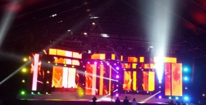 Stage of Malta 2014 Eurovision Song Contest