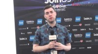 Video update from day 1 at the 2014 Eurovision Song Contest