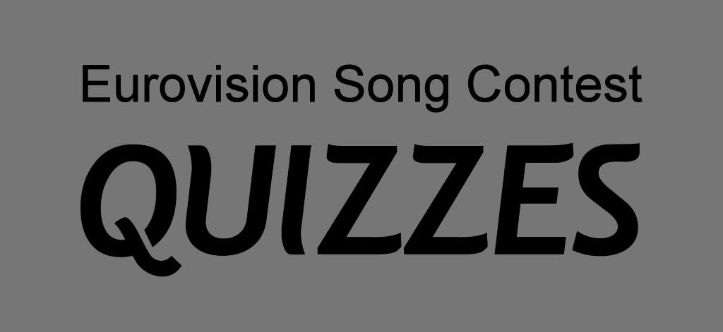 Eurovision Song Contest Quizzes