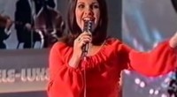 Anne Marie David at Eurovision 1973 (Video screenshot)