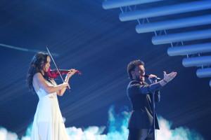Uzari&Maimuna representing Belarus at the Eurovision Song Contest 2015