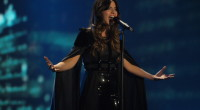 The second rehearsal of Leonor Andrade representing Portugal at the Eurovision Song Contest 2015
