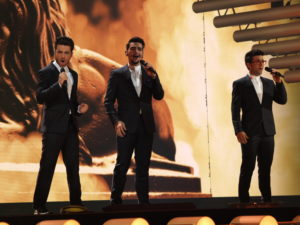 Il Volo representing Italy at the Eurovision Song Contest 2015