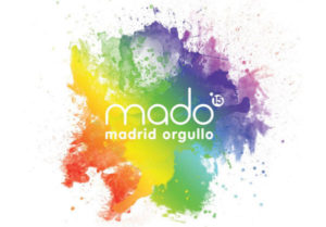 Logo for the 2015 Madrid Pride