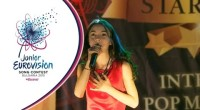 Gabriela Yordanova will represent Bulgaria at the 2015 Junior Eurovision Song Contest