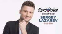 Sergey Lazarev will represent Russia in the upcoming Eurovision Song Contest