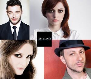 Sanremo 2016 (Lorenzo Fragola, Annalisa, Irene Fornaciari, Neffa)