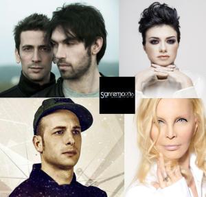 Sanremo 2016 (Zero Assoluto, Dolcenera, Clementino, Patty Pravo)