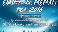 2016 Riga Eurovision Preparty