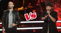 Francois Micheletto in the battles of the Voice in France