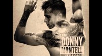 Donny Montell #BLCK cover