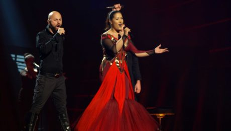 Dalal & Deen feat. Ana Rucner and Jala representing Bosnia-Herzegovina at the 2016 Eurovision Song Contest