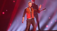 The second rehearsal of Nicky Byrne representing Ireland at the Eurovision Song Contest 2016