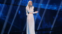 The second rehearsal of Agnete representing Norway at the Eurovision Song Contest 2016
