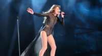 Iveta Mukuchyan representing Armenia at the 2016 Eurovision Song Contest