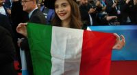 Francesca Michielin representing Italy at Eurovision 2016