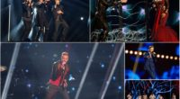 Argo, Lighthouse X, Nicky Byrne, Jüri Postmann, and Deen and Dalal in performance pictures