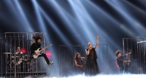 Minus One representing Cyprus at Eurovision Song Contest 2016